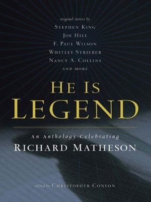 cover image of He Is Legend