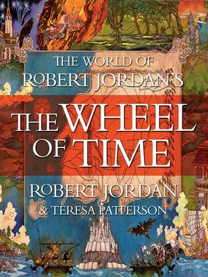 cover image of The World of Robert Jordan's the Wheel of Time