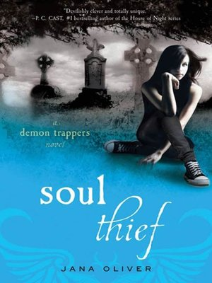 cover image of Soul Thief