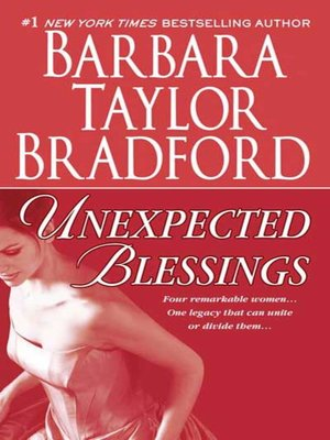 cover image of Unexpected Blessings