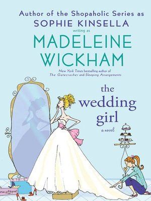 cover image of The Wedding Girl
