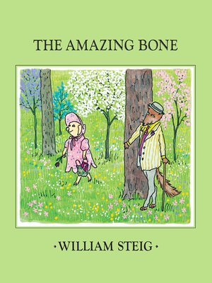 cover image of The Amazing Bone