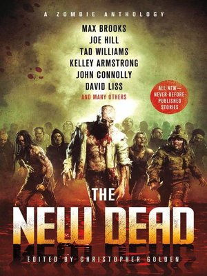 cover image of The New Dead