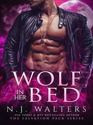 cover image of Wolf in her Bed