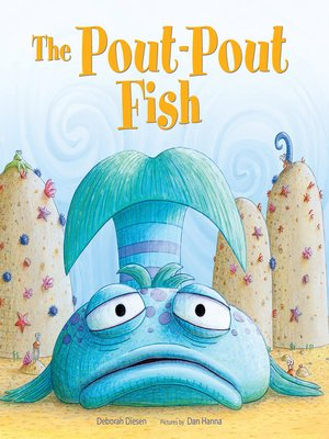 cover image of The Pout-Pout Fish
