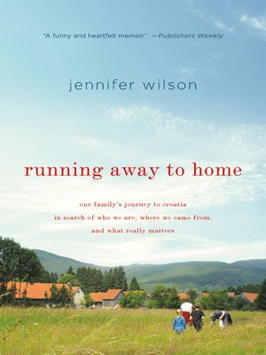 cover image of Running Away to Home