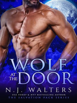 cover image of Wolf at the Door