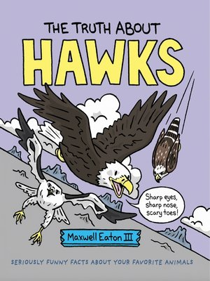 cover image of The Truth About Hawks