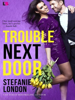 cover image of Trouble Next Door