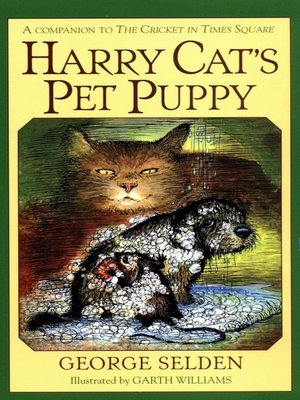 cover image of Harry Cat's Pet Puppy