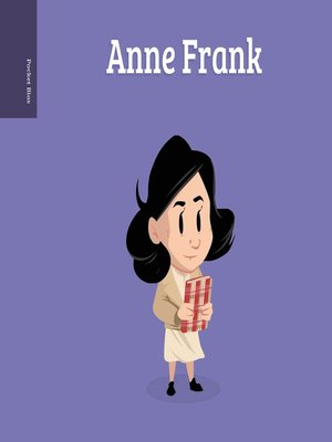 cover image of Pocket Bios: Anne Frank