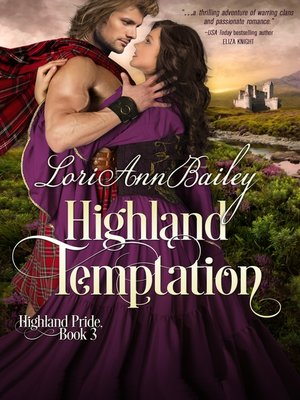 cover image of Highland Temptation