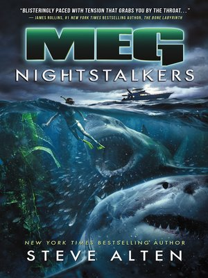 cover image of Nightstalkers