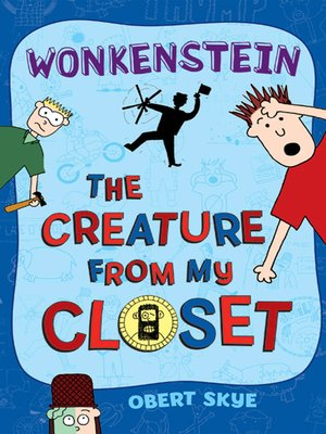 cover image of Wonkenstein