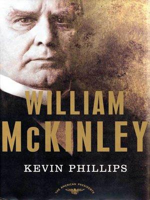 cover image of William McKinley
