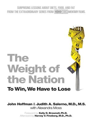 cover image of The Weight of the Nation