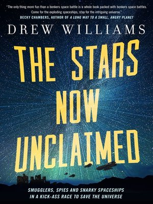 cover image of The Stars Now Unclaimed