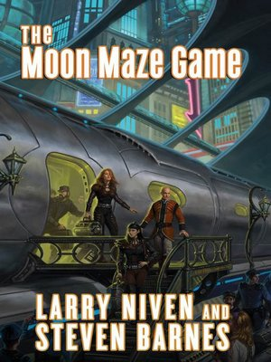 cover image of The Moon Maze Game