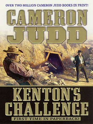 cover image of Kenton's Challenge
