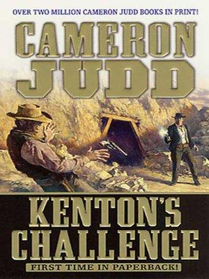 cover image of Kenton's Challenge