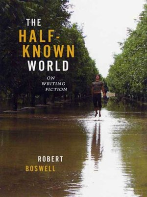 cover image of The Half-Known World