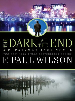 cover image of The Dark at the End