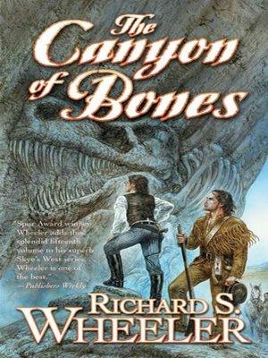 cover image of The Canyon of Bones--A Barnaby Skye Novel