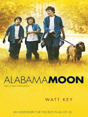cover image of Alabama Moon Series, Book 1