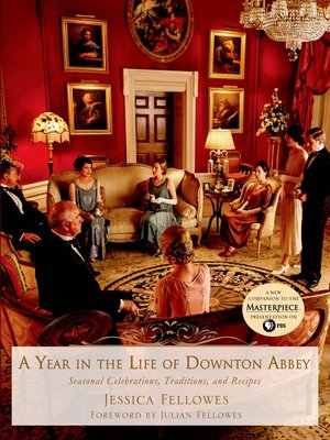 cover image of A Year in the Life of Downton Abbey