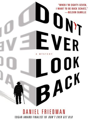 cover image of Don't Ever Look Back