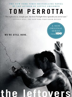 cover image of The Leftovers
