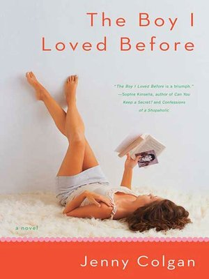 cover image of The Boy I Loved Before