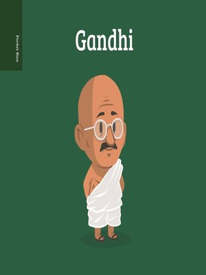 cover image of Pocket Bios--Gandhi