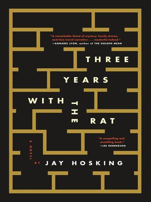 cover image of Three Years with the Rat