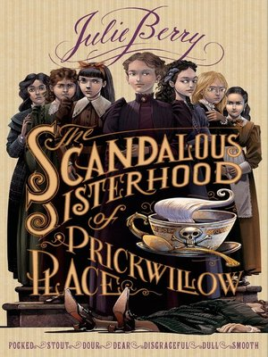 cover image of The Scandalous Sisterhood of Prickwillow Place