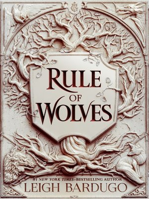 cover image of Rule of Wolves