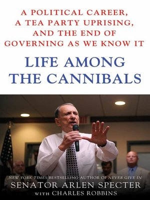 cover image of Life Among the Cannibals