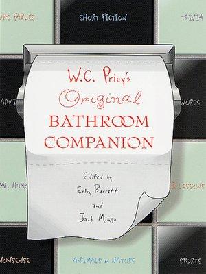 cover image of W. C. Privy's Original Bathroom Companion