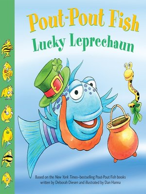 cover image of Pout-Pout Fish: Lucky Leprechaun