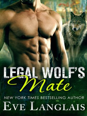 cover image of Legal Wolf's Mate
