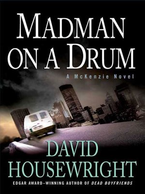 cover image of Madman on a Drum