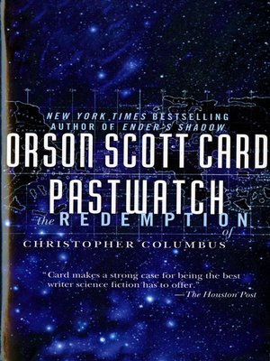 cover image of Pastwatch--The Redemption of Christopher Columbus