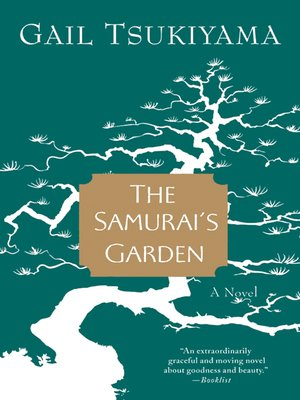 cover image of The Samurai's Garden