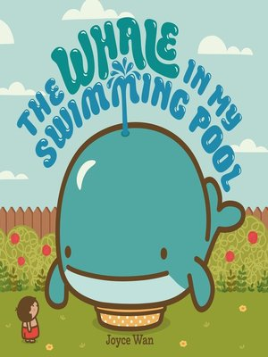 cover image of The Whale in My Swimming Pool