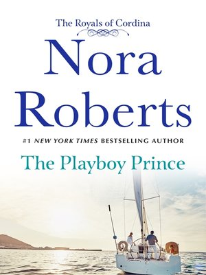 cover image of The Playboy Prince