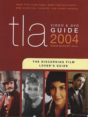 cover image of TLA Video & DVD Guide 2004