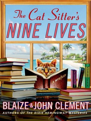cover image of The Cat Sitter's Nine Lives