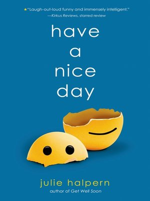 cover image of Have a Nice Day