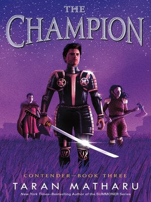 cover image of The Champion--Contender Book 3