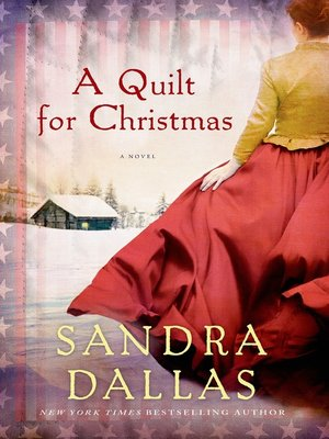 cover image of A Quilt for Christmas